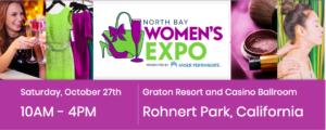 Women's Expo 2018 flyer